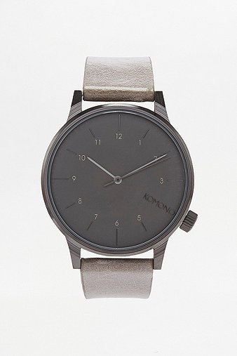 komono-winston-regal-elephant-watch-mens-one-size
