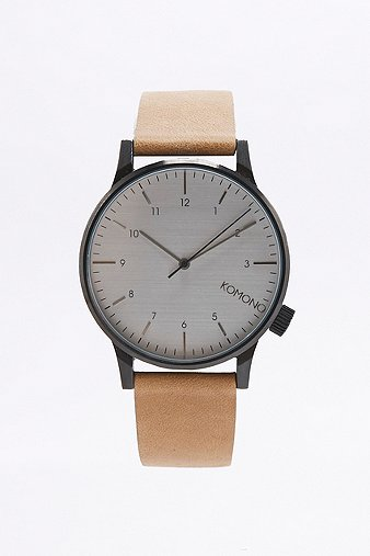 komono-winston-regal-camel-watch-mens-one-size