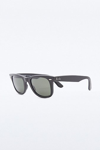 Ray-Ban Black Crystal Sunglasses - Mens ONE SIZE