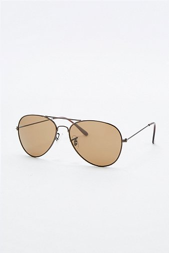 urban-outfitters-classic-brown-aviator-sunglasses-mens-one-size