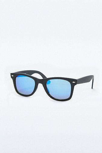 urban-outfitters-classic-black-with-revo-lens-square-sunglasses-mens-one-size